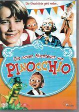 »Die neuen Abenteuer von Pinocchio« [DVD] ?Martin Landau / Udo Kier?