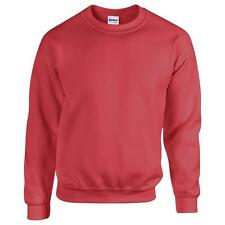 Gildan Cotton Crew Neck Sweatshirts for Men