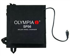 Olympia Sp56 Solar Panel Charger - 5.60 W  - 5 V Dc Output Voltage