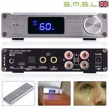 SMSL Q5 PRO 2*45W Pure Digital Power Amplifier USB/Coaxial/Optical Input 192KHZ