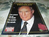 DERNIERE HEURE ALBUM SOUVENIR PIERRE-ELLIOT TRUDEAU.2000 .47 PAGES