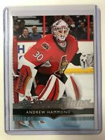 2014-15 Upper Deck Young Guns Update Andrew Hammond Senators