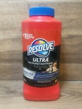 Resolve Resolve Ultra Fast-Drying Carpet Powder for Pet Messes 18 Ounce