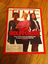 Time Magazine May 16 2005 Female Midlife Crisis BAGHDAD ER Laura Bush AL-Qaeda