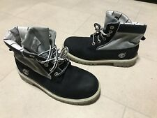 Kids Genuine Timberland Boots Uk 2 Lovely Condition