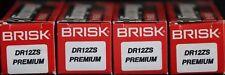 4X Spark Plugs AUDI 80 90 100 A6 A 6 CABRIOLET COUPE CATERHAM SEVEN BRISK DR12ZS