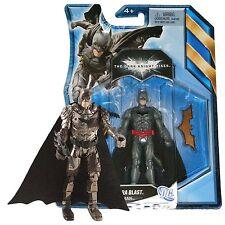 """Ultra Blast Batman ~4"""" Mini-Figure: Batman the Dark Knight Rises"""