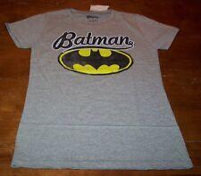 WOMEN'S TEEN VINTAGE STYLE  BATMAN DC COMICS T-shirt XL NEW w/ TAG