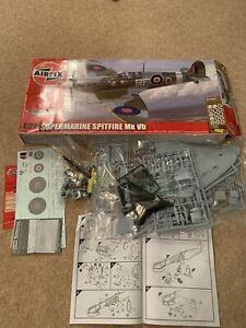 Airfix A50141 Supermarine Spitfire Mk.Vb 1:24 Scale Airplane