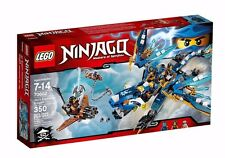 LEGO NINJAGO JAY'S ELEMENTAL DRAGON 70602 - 350 PCS NEW SEALED