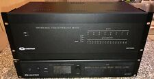 Crestron Cen-Track Professional Tuner Card Rack (No Cards) & Cnx-Pvid8X4