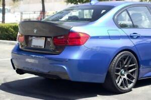 F30 F35 F80 Carbon Fiber Boot Trunk Lid For BMW 3 Series Sedan 12-16 & M3