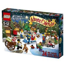LEGO CITY Advent Calendar 60063 Brand New in Box Retired 2014
