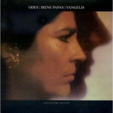 Irene Papas / Vangelis - Odes ORIGINAL GREEK SORTIE CD EDITION DES COLLECTEURS