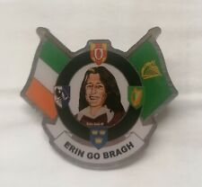 Bobby Sands Irish Republican hunger striker pin badge. 50mm x 45mm.