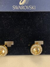 New Swarovski Clip On Earrings
