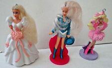 Lot Of 16 McDonald's Barbie Ornaments