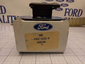 FORD NOS F3UZ-14524-A Power Window Lock Switch Bezel Trim Many E Series Van  LH