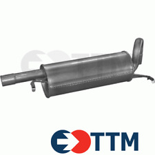 VW PASSAT 1.8 125HP 1996-2000 Exhaust Rear Silencer