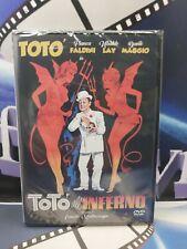 TOTO' ALL'INFERNO ( CAMILLO MASTROCINQUE - TOTO' - 1954 )dvd*nuovo