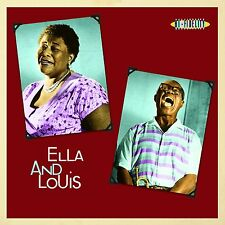 DISCOUNTED Ella Fitzgerald & Louis Armstrong ELLA & LOUIS 180g NEW VINYL LP