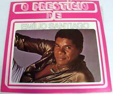 O Prestigio de EMILIO SANTIAGO LP Brasil 1982 Latin