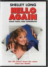 Hello Again (DVD, 2003) Brand NEW Shelley Long  COMEDY