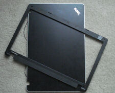 GENUINE Lenovo ThinkPad Edge 15 Black LCD Back Cover 75Y4707 3BGC6LCLV00 W/BEZEL