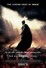 The Dark Knight Rises movie poster - Batman poster : 11 x 17 inches Imax