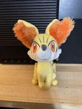 Tomy Pokemon Fennekin Fox 8-Inch Plush 2013 NWT