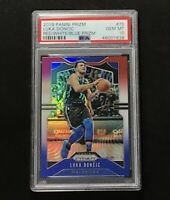 2019-20 Panini Prizm #75 LUKA DONCIC Red White Blue Basketball Card PSA 10
