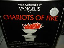 CHARIOTS OF FIRE + OTHERS vinyl film themes compilation album
