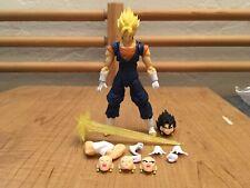 Bandai S.H. Figuarts Dragonball Z Vegetto Vegeto Figure Authentic Original
