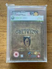 Brand new sealed The Elder Scrolls IV Oblivion pour XBOX 360 VGA gold classé 95