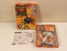 DESERT STRIKE Return To The Gulf PC CD ROM Game Boxed Tested Complete