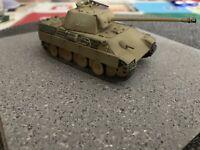 Panther 1/72 Diorama Panzer WH Mit Platte Steinoptik Revell Dunkelgelb