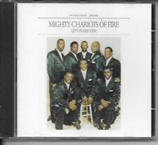 CD ALBUM 9 TITRES--MIGHTY CHARIOTS OF FIRE--LET'S PRAISE HIM--2003