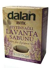 Stückseifen mit Lavendel für den Körper