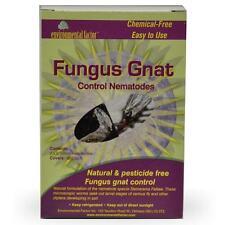 Fungus Gnat Control Nematodes Spray Pesticide Indoor Outdoor Aphids Flies Killer