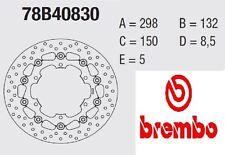 Coppia Dischi Freno BREMBO Serie Oro  Yamaha 900 TDM 02 > 10