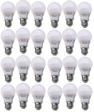 24 pack Bioluz LED A19 9W (60 Watt Equivalent) Soft White 2700K LED Light Bulbs