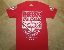 *NWOT Ecko MMA Short Sleeve Graphic Tee Shirt Cotton Red S