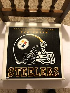 Stadium Seat Cushion For The Pittsburgh Steelers Of The N F L New