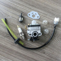 Carburetor For Troy-Bilt TB144 TB26CO TB415CS TB465SS TB475S TB490BC # 753-04296