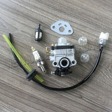 Carburetor & Fuel Line Kit For Troy-Bilt TB144 TB26CO TB415CS TB475S # 753-04296
