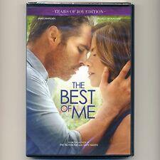 The Best of Me 2014 PG-13 romance movie, new DVD Marsden Monaghan McRaney Sparks