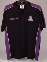 Official AFL Fremantle Dockers Mens Supporter Polo