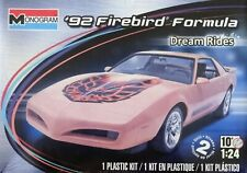 Monogram 1992 Pontiac Firebird Formula 'DreamTeam Series' model kit