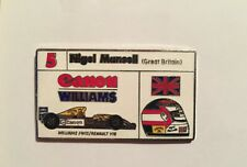 Pin's PIN PINS F1 FORMULE 1 FORMULA 1 WILLIAMS FW15 RENAULT V10 CANON MANSELL 5