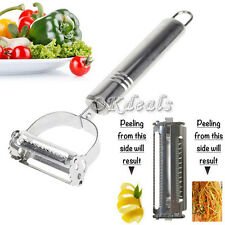Stainless Steel Vegetable Fruit Peeler Julienn Slicer Potato Cutter Kitchen Tool